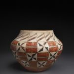 Small Acoma Child's Water Jar