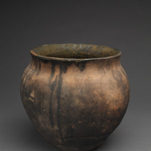 micaceous taos pot